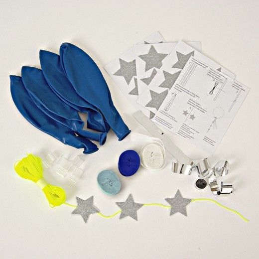 MERIMERI Balloon Kit Blue