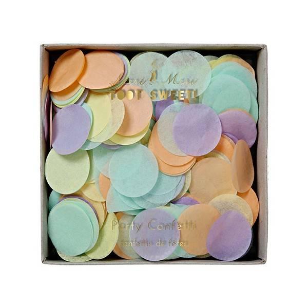 MERIMERI Confetti pastel