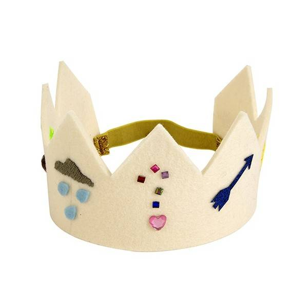 MERIMERI Felt crown