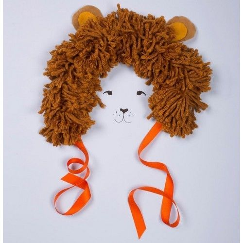 MERIMERI Wearable lion mane