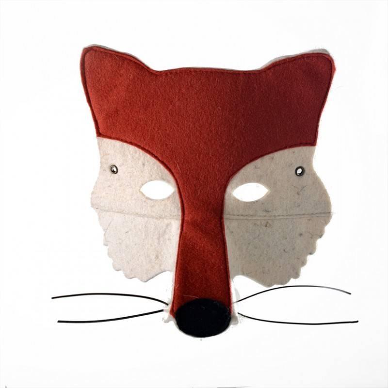 FRIDAS TIERCHEN FOX MASK