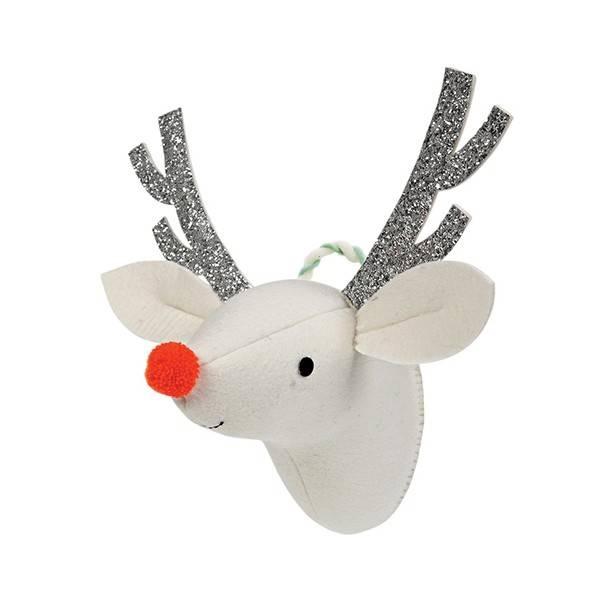 MERIMERI Reindeer felt head