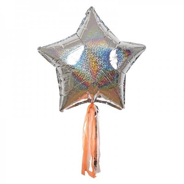 MERIMERI Star foil balloons
