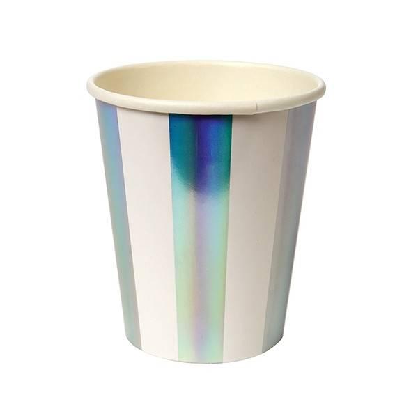 MERIMERI Holographic cups