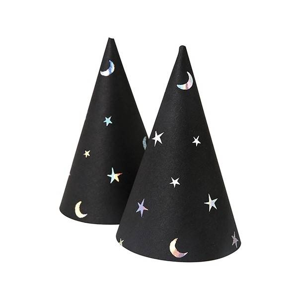 MERIMERI Mini moon & star hats