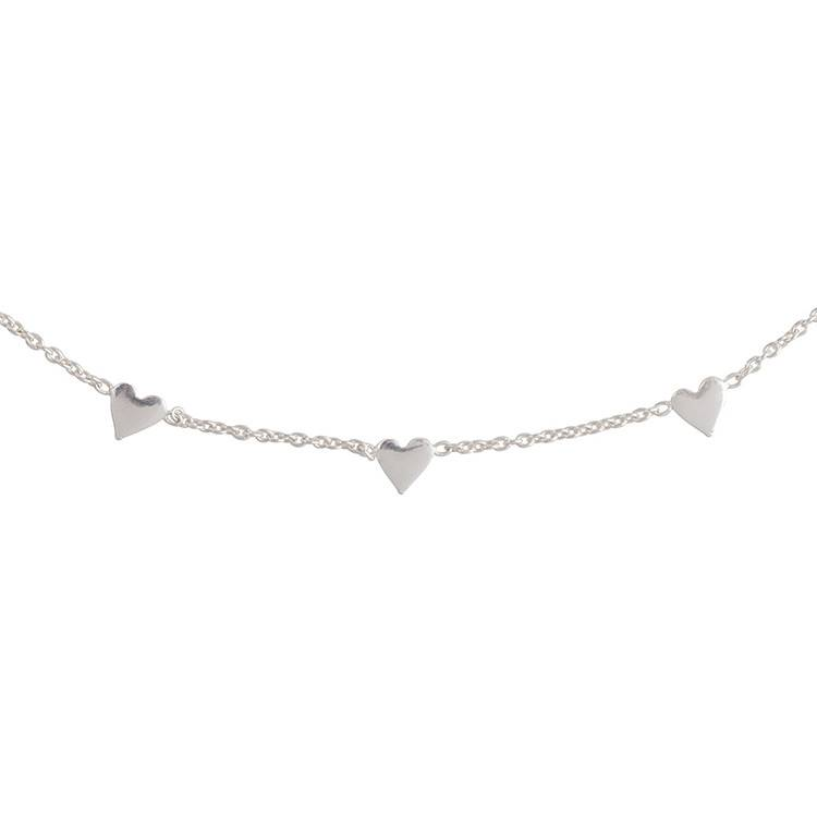 LENNEBELLE loved for eternity necklace silver