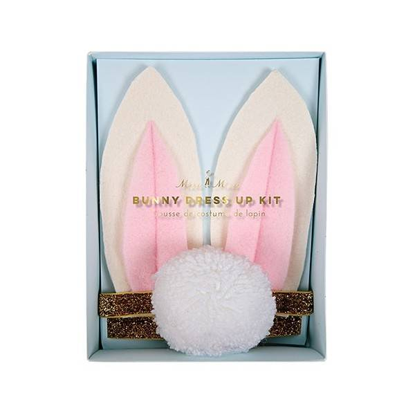 MERIMERI Bunny dress up kit