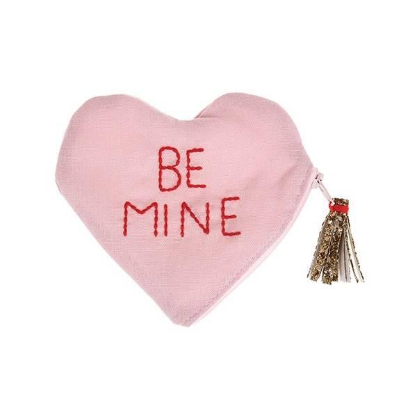 MERIMERI Heart pouch