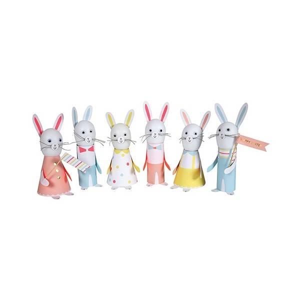MERIMERI Bunny decorating kit