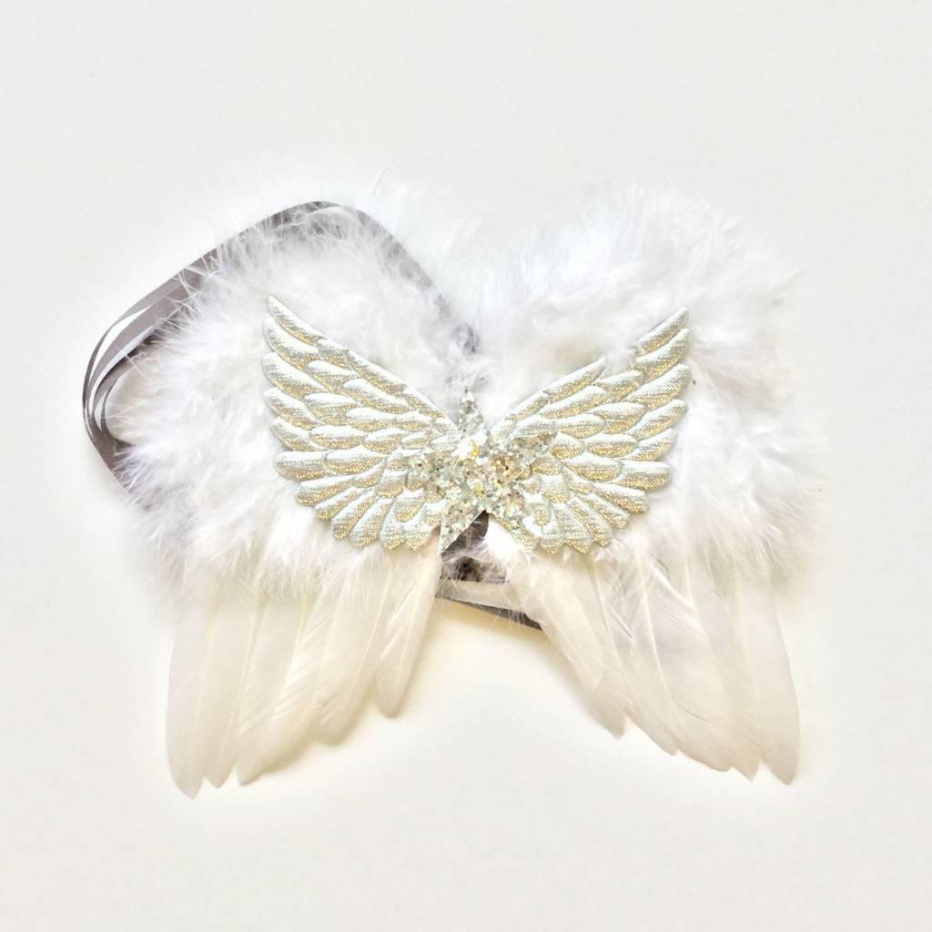 ATSUYO ET AKIKO emily angel wings silver