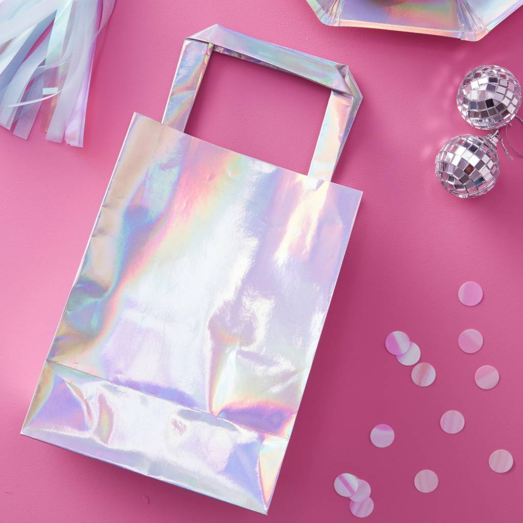 GINGERRAY holographic Party - Party Bags