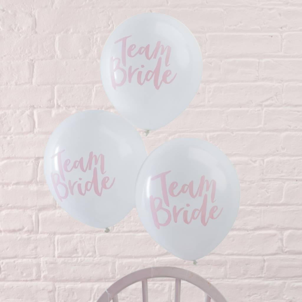 GINGERRAY Team Bride - Balloons