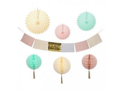 MERIMERI Pastel decorating kit