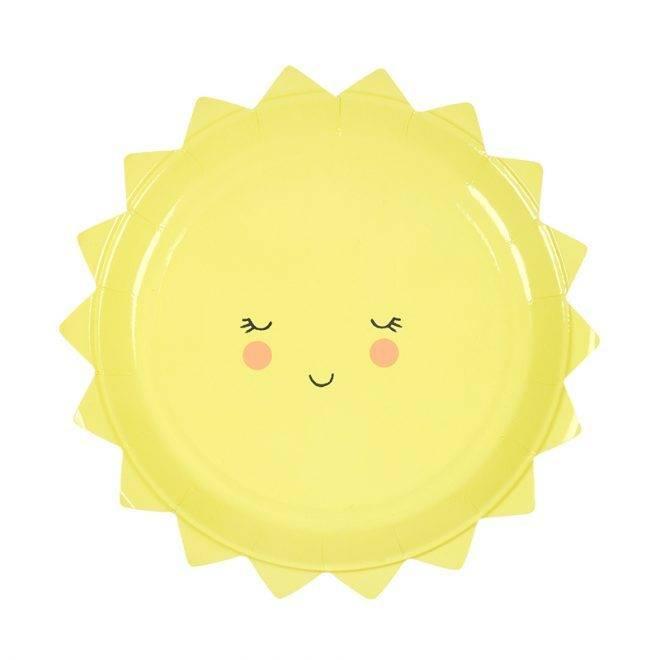 MERIMERI Sun plates