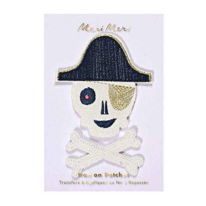 MERIMERI Pirate patches