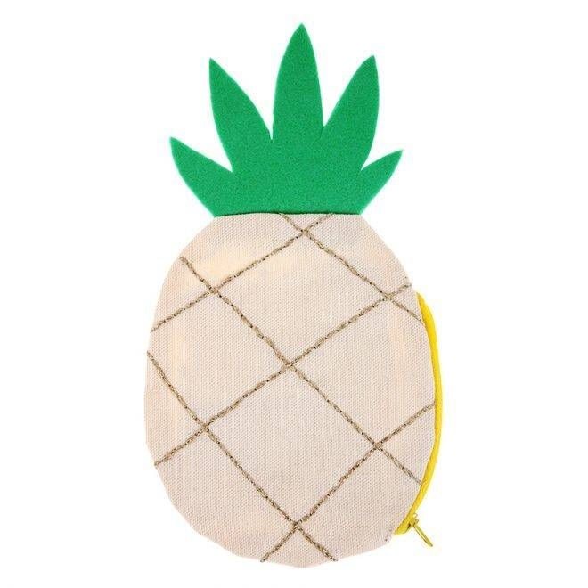 MERIMERI Pineapple pouch