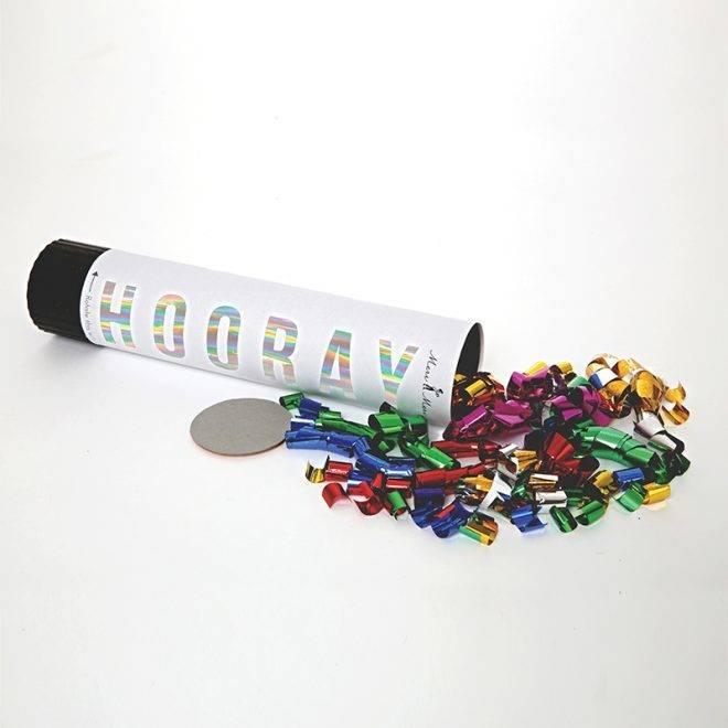 MERIMERI Large confetti cannon
