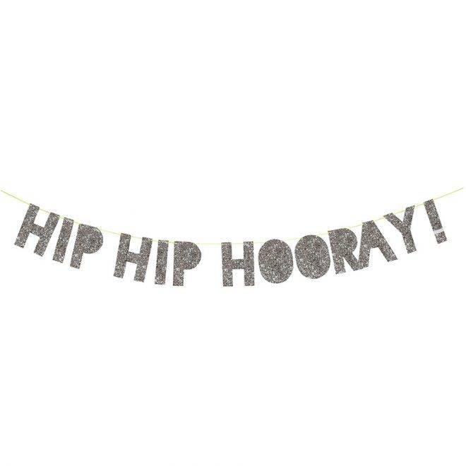 MERIMERI Hip Hip Hooray Garland
