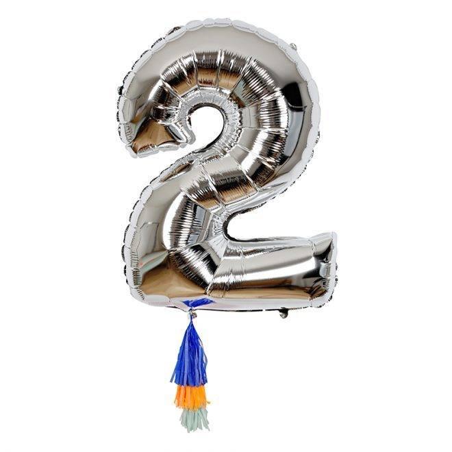 MERIMERI Fancy number balloon 2