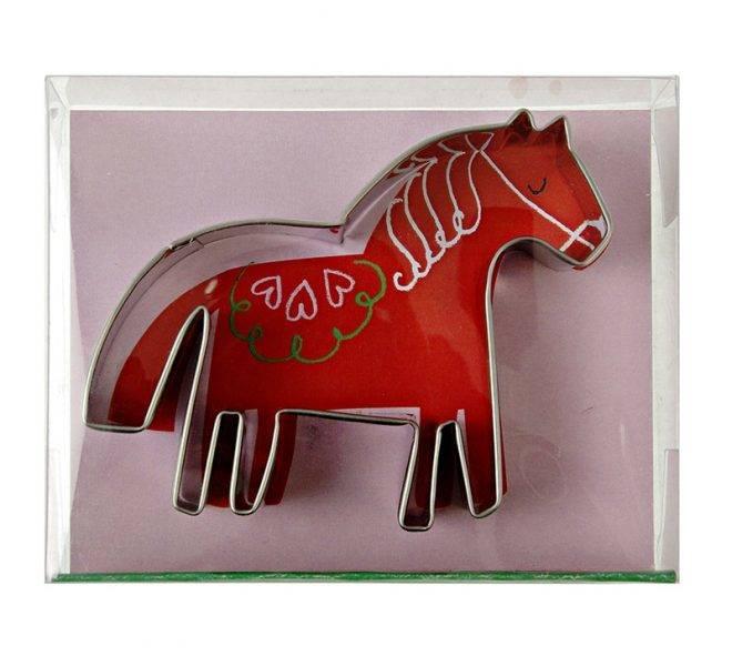 MERIMERI Dala horse cookie cutters
