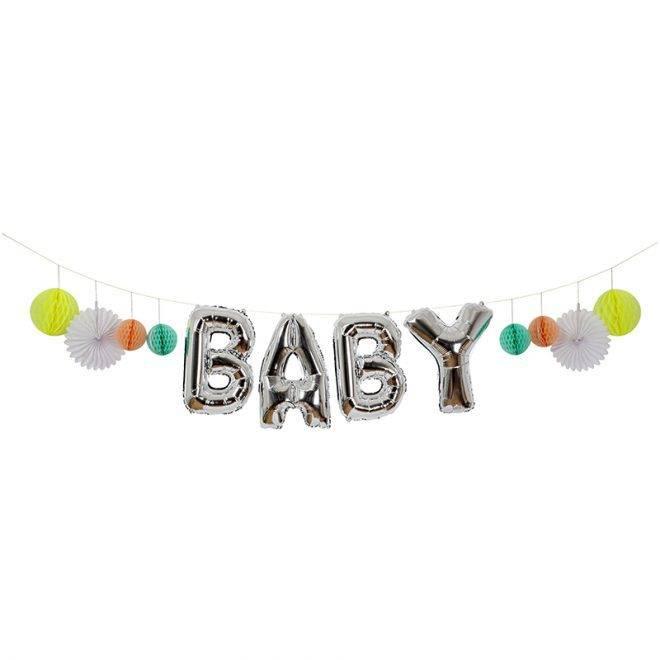 MERIMERI Baby balloon garland kit