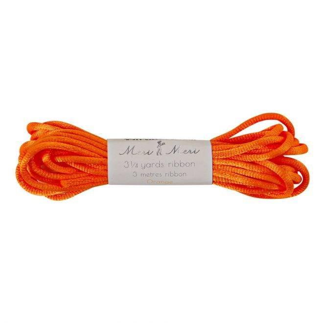 MERIMERI Acrylic bunting cord orange