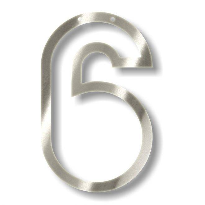 MERIMERI Silver acrylic bunting 6