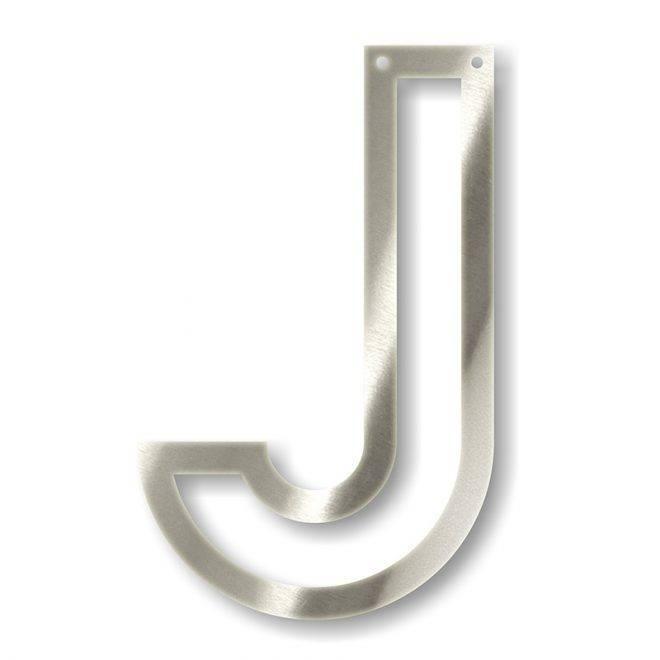 MERIMERI Silver acrylic bunting J