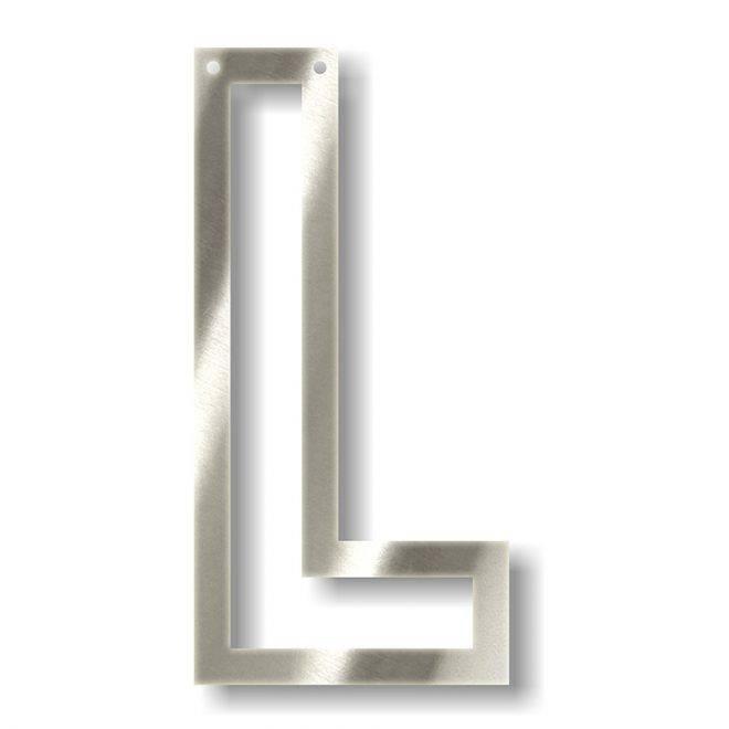 MERIMERI Silver acrylic bunting L