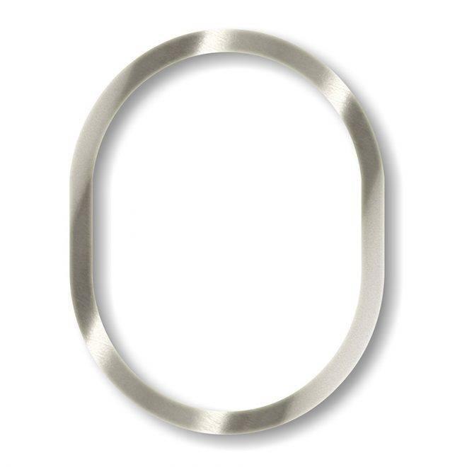 MERIMERI Silver acrylic bunting O