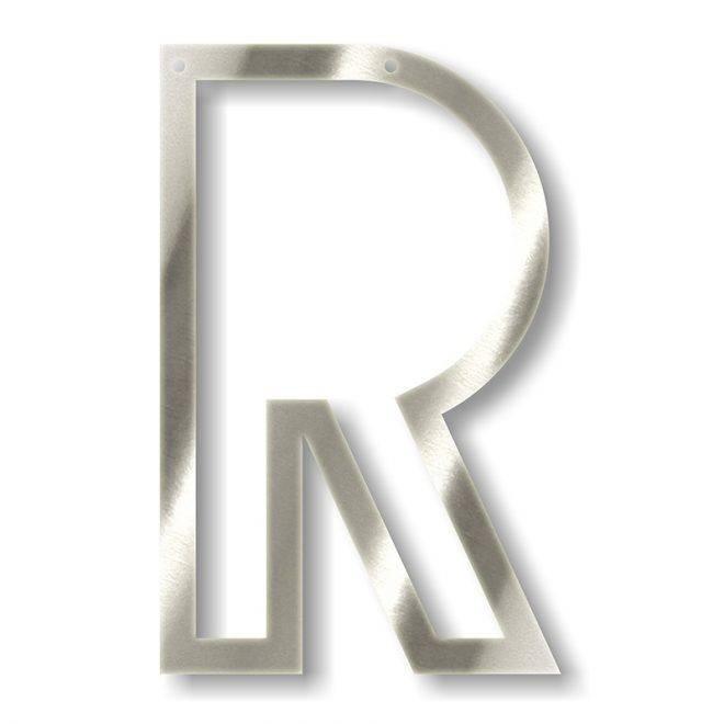 MERIMERI Silver acrylic bunting R