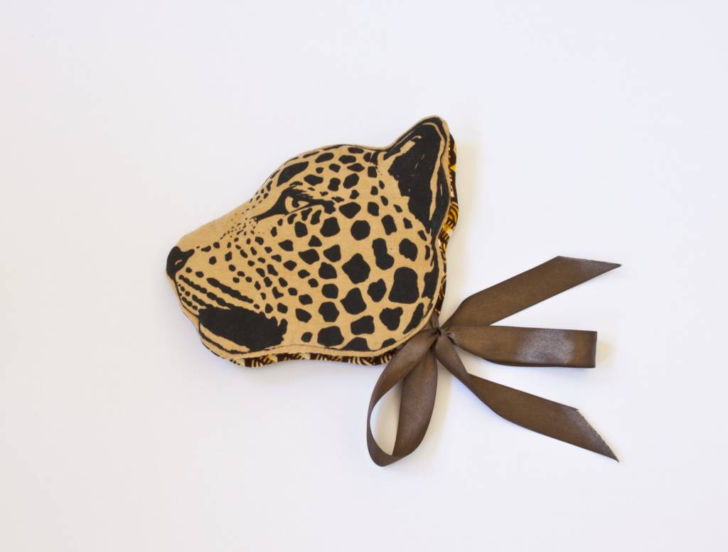 animalesque leopard mask