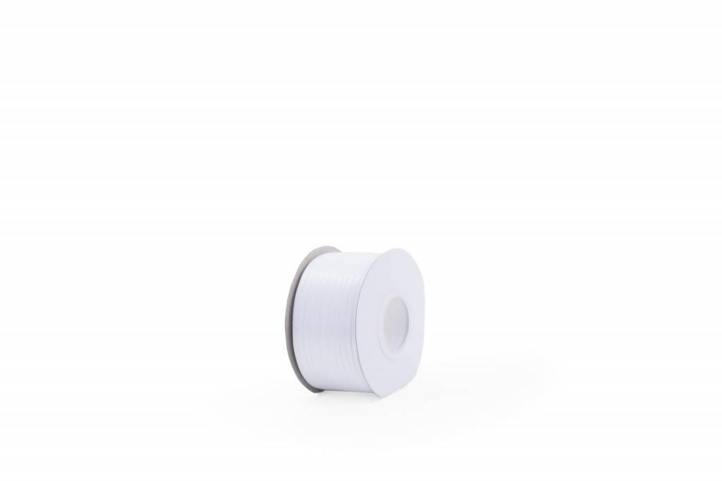 KD ribbon satin white 4mm