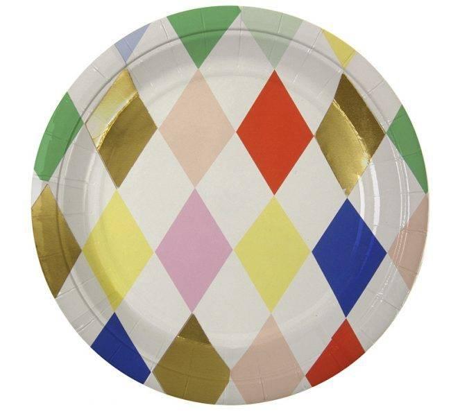MERIMERI harlequin small plates