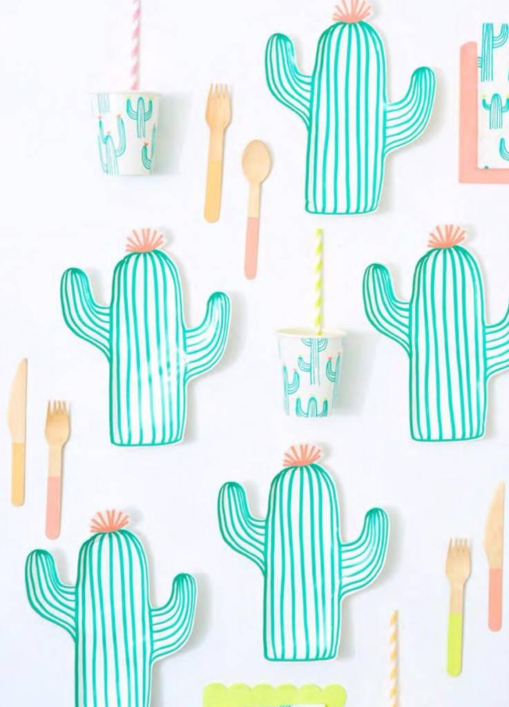 MERIMERI Cactus plates