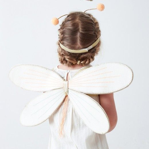 MERIMERI Butterfly dress up kit