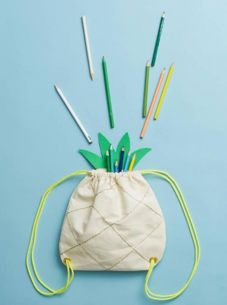 MERIMERI Pineapple rucksack