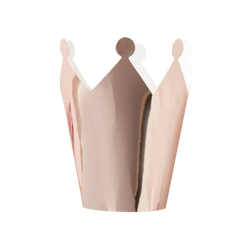 GINGERRAY Crowns - Rose Gold