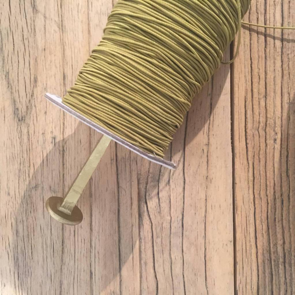 KD elastic band olive