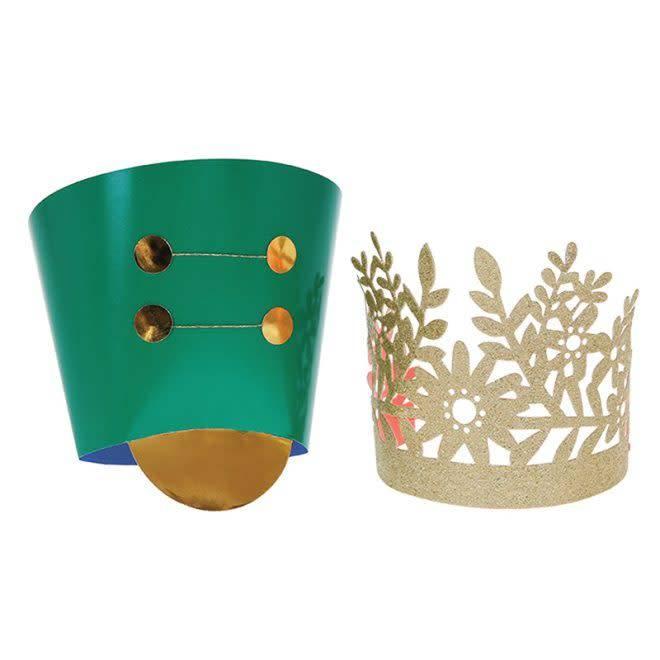 MERIMERI Nutcracker hats