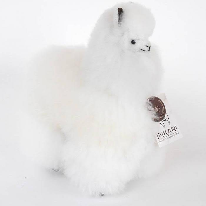 INKARI alpaca medium white