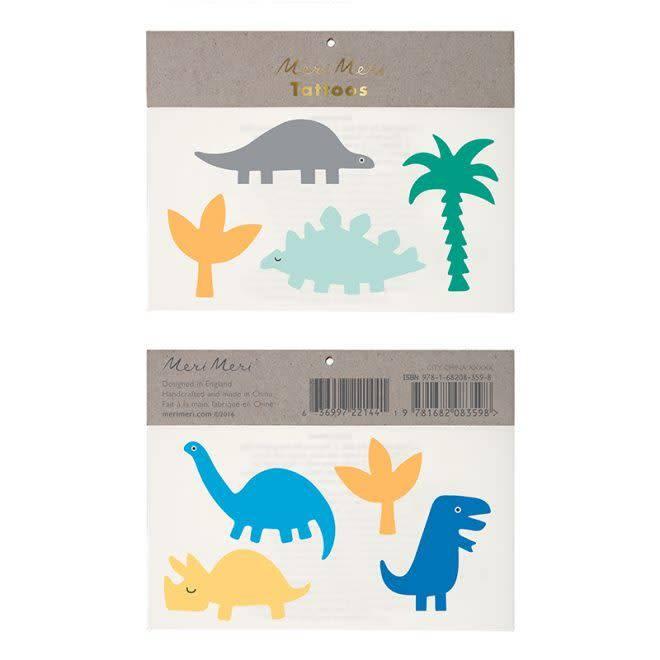 MERIMERI Dinosaur tattoos
