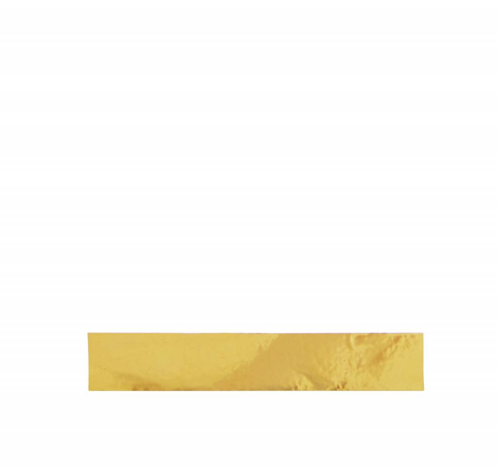 MADAM STOLTZ shiny gold masking tape