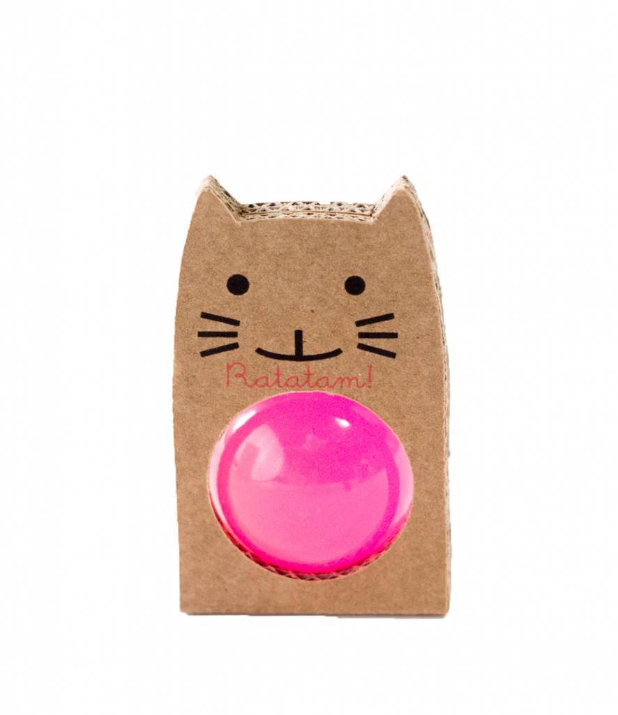 RATATAM ball pink small bouncing