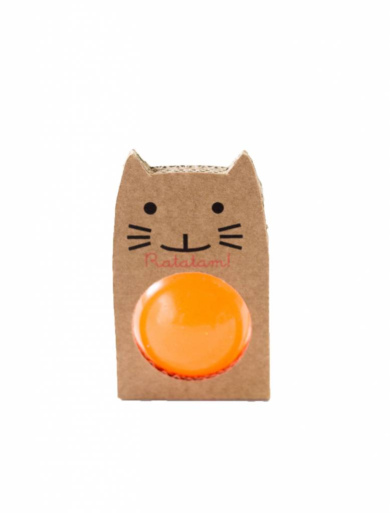 RATATAM ball orange small bouncing