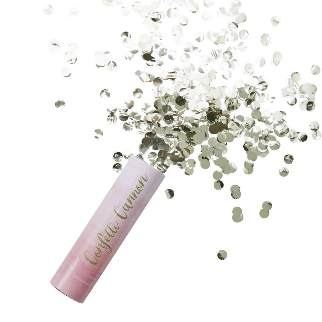 GINGERRAY pink ombre confetti cannon