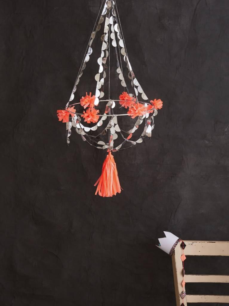 MERIMERI paper pajaki chandelier