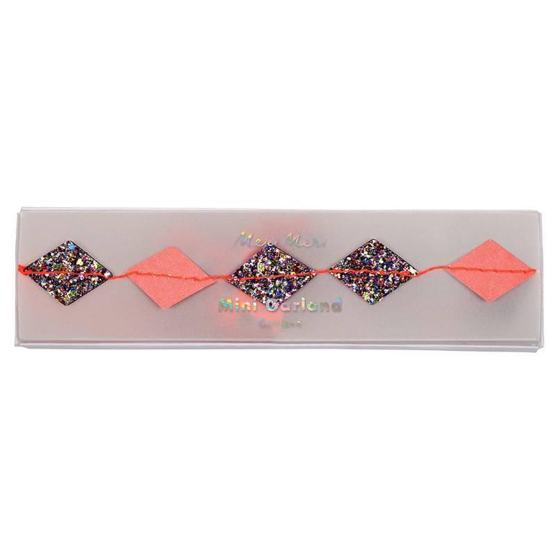 MERIMERI glitter diamonds garland