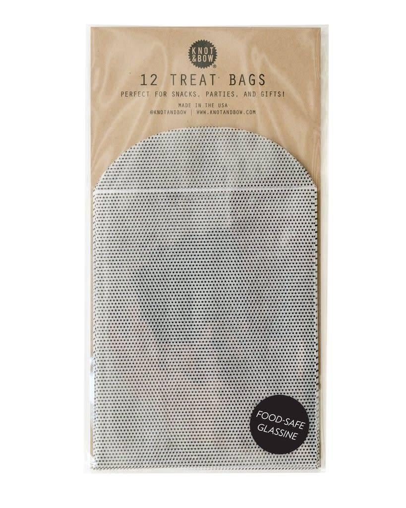 KNOT & BOW treat bags mini dot