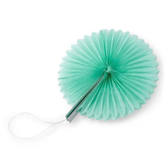 AF 8 mini pinwheels mint 10 cm